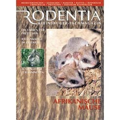 Rodentia 25 - Afrikanische Mäuse
