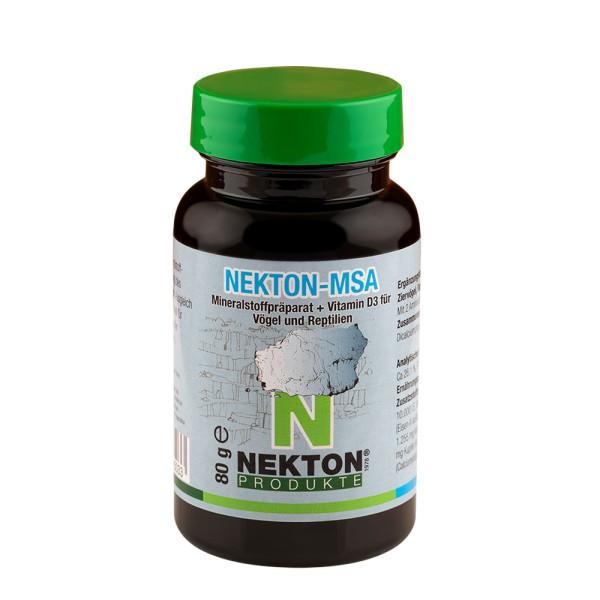 Nekton-MSA 80 g - Mineralstoffpräparat für Heimtiere