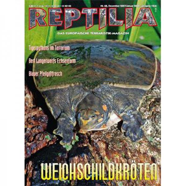 Reptilia 68 - Weichschildkröten