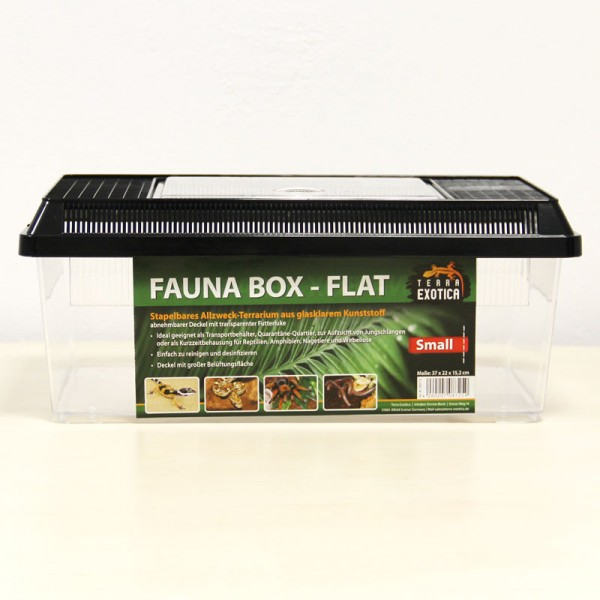Fauna Box Flat - small 37 x 22 x 15,2 cm