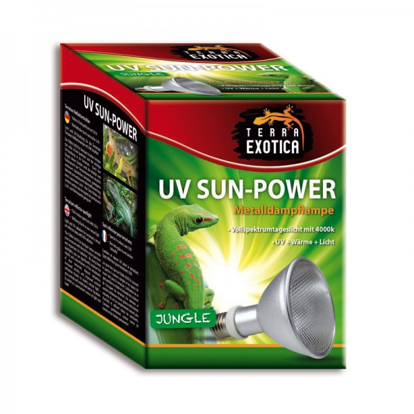 UV Sun-Power Jungle 35 Watt