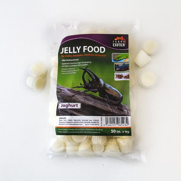 Jelly Food - Joghurt 50 Stück à je 16 g im Beutel