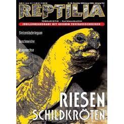 Reptilia 50 - Riesenschildkröten