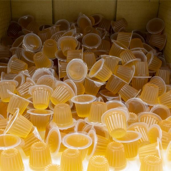 Jelly Food - Orange / Karton 352 Stück