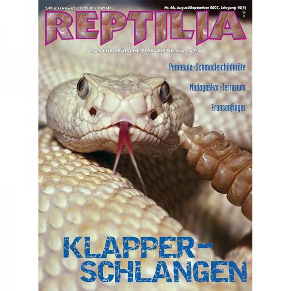 Reptilia 66 - Klapperschlangen