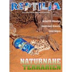 Reptilia 84 - Naturnahe Terrarien