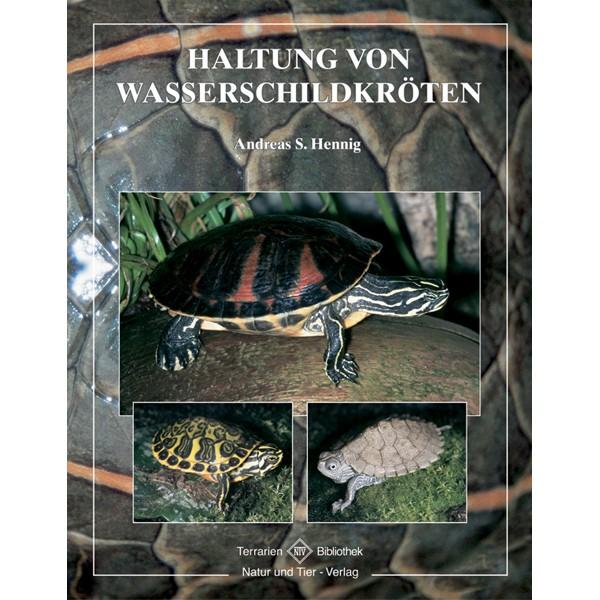 Terrarien Bibliothek - Haltung von Wasserschildkröten