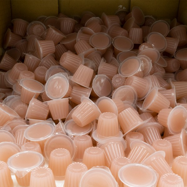 Jelly Food - Traube mit Calcium / Karton 352 Stück