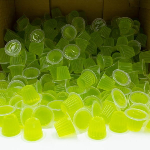 Jelly Food - Apfel / Karton 352 Stück