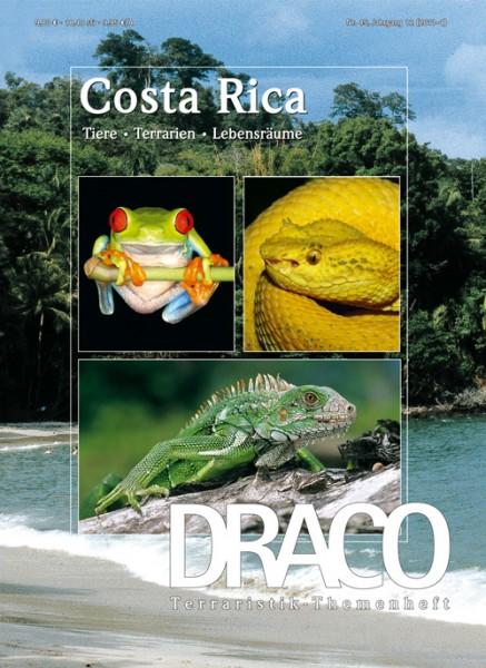 Draco 45 - Costa Rica ( Tiere-Terrarien-Lebensräume )