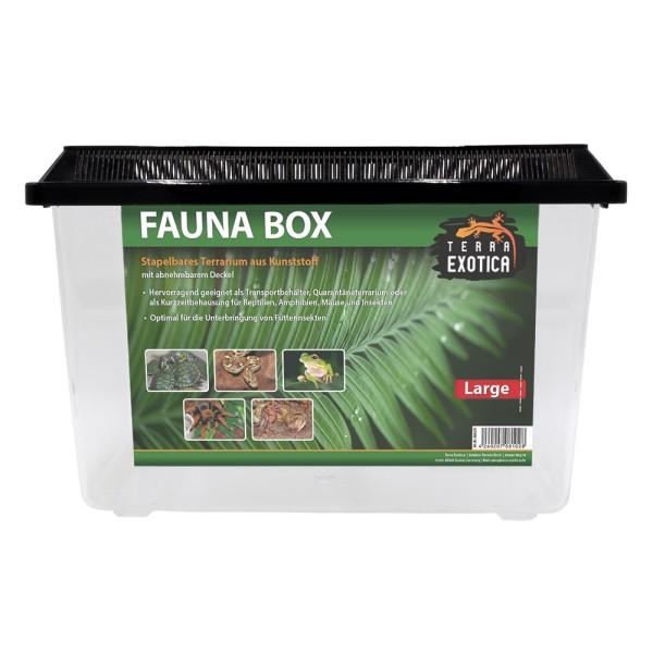 Fauna Box - large 38 x 24 x 25 cm