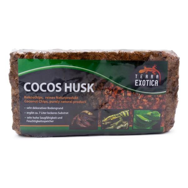Cocos Husk ca. 500 g - grob