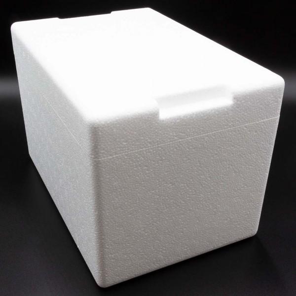 Styroporbox - 7,5 Liter - 330 x 225 x 220 mm