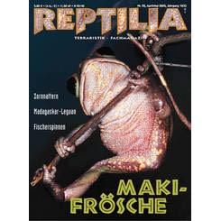 Reptilia 52 - Makifrösche