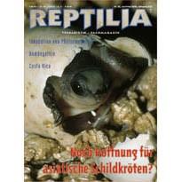 Reptilia 22 - Asiatische Schildkröten