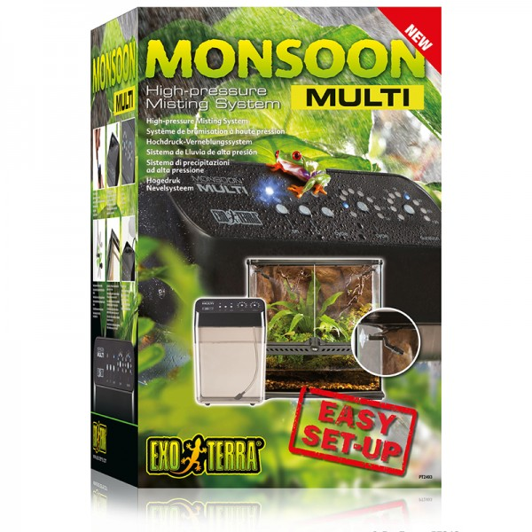 Monsoon RS400 - Beregnungsanlage - MULTI