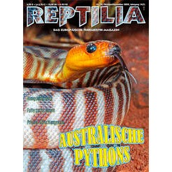Reptilia 79 - Australische Pythons