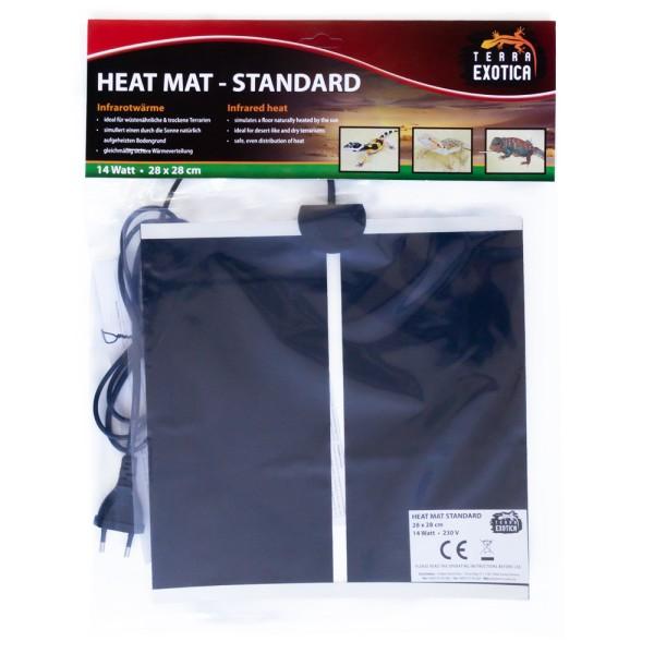 Heizmatte - Standard 14 Watt - 28 x 28 cm
