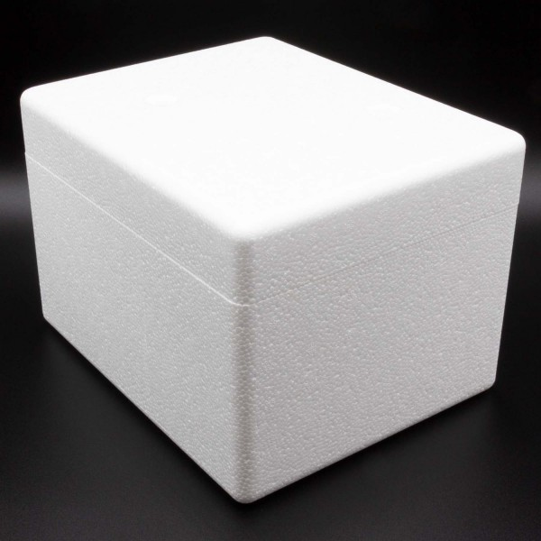 Styroporbox - 3,6 Liter - 260 x 210 x 180 mm