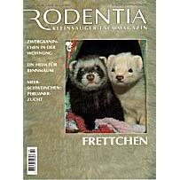 Rodentia 2 - Frettchen