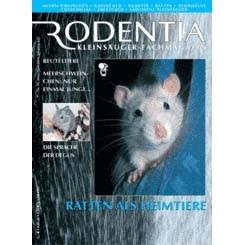Rodentia 18 - Ratten als Heimtiere