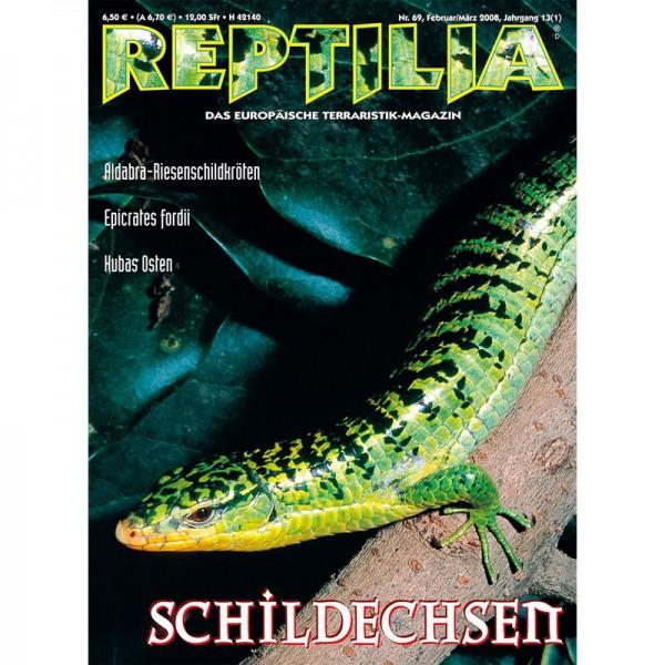 Reptilia 69 - Schildechsen