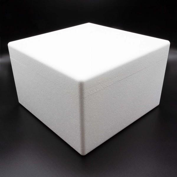 Styroporbox - 11,5 Liter - 335 x 335 x 215 mm