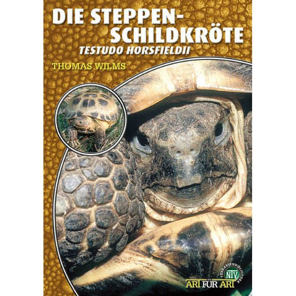 Art für Art - Die Steppenschildkröte