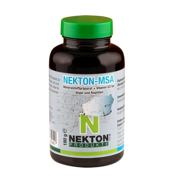 Nekton-MSA 180 g - Mineralstoffpräparat für Heimtiere