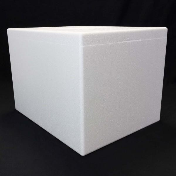 Styroporbox - 60,0 Liter - 570 x 450 x 410 mm