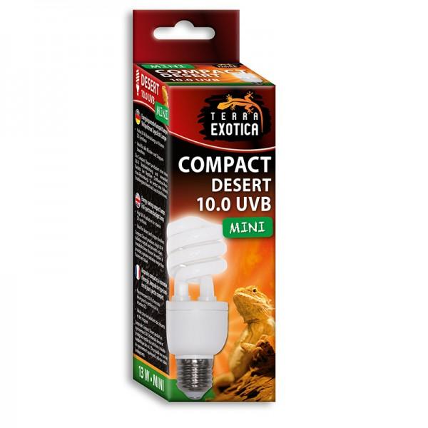 Compact Desert 10.0 UVB - Mini - Energiesparende Kompaktlampe