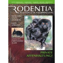 Rodentia 17 - Private Affenhaltung