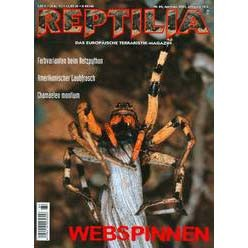 Reptilia 64 - Webspinnen