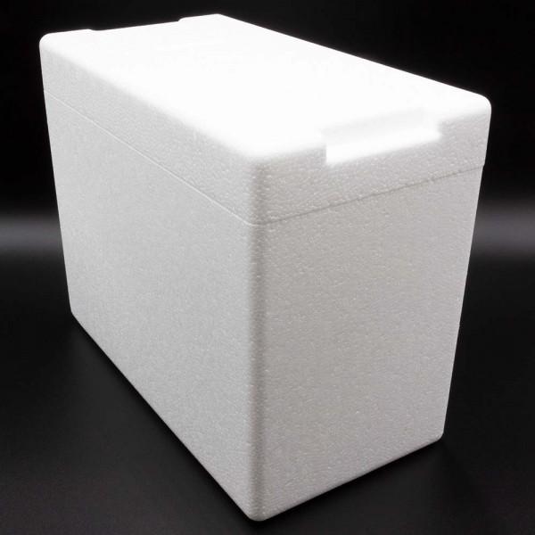 Styroporbox - 7,0 Liter - 340 x 180 x 270 mm