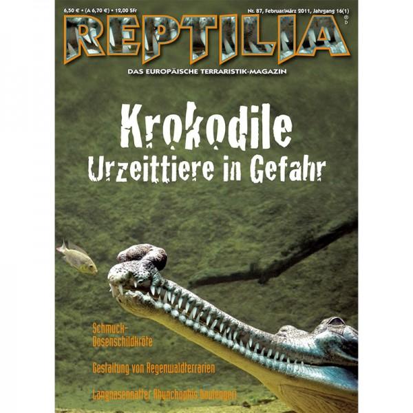 Reptilia 87 - Krokodile
