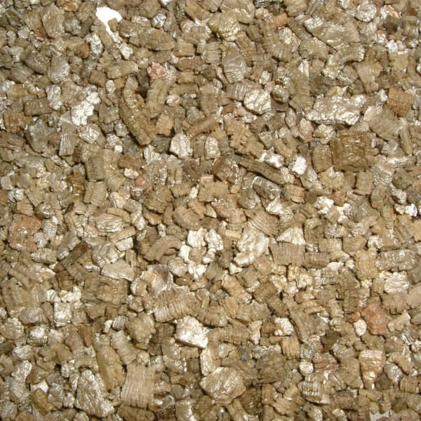 Vermiculite - grob 3 - 6 mm - ca. 10 Liter