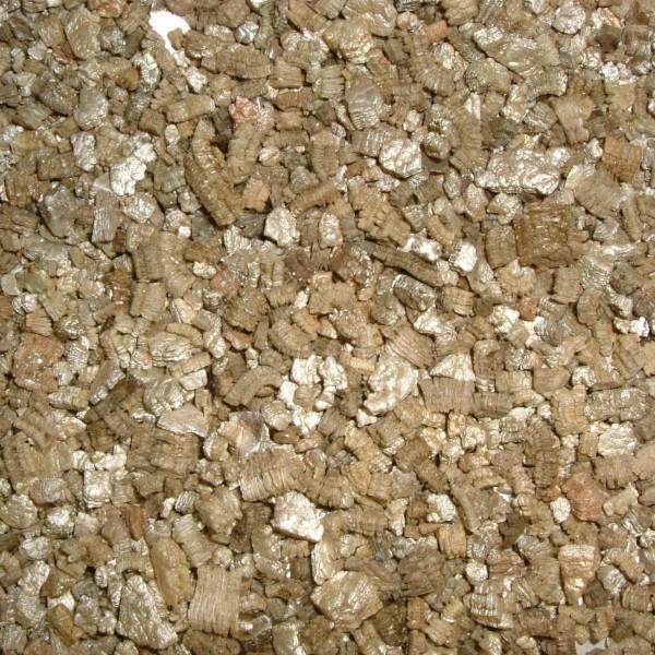 Vermiculite - grob 3 - 6 mm - ca. 100 Liter