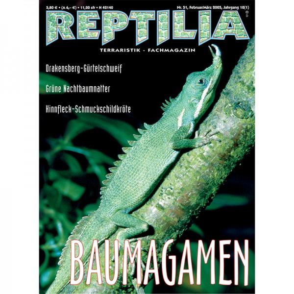 Reptilia 51 - Baumagamen
