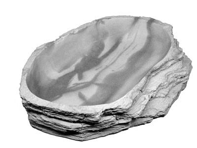 Wasserschale Jumbo - granite