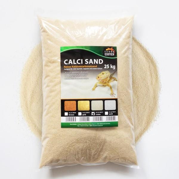 Calci Sand - creme 25 kg