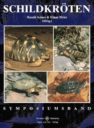 Terrarien Bibliothek - Schildkröten