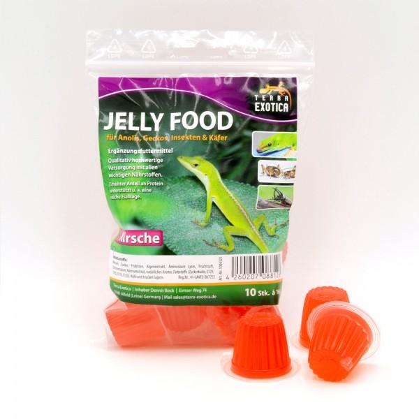 Jelly Food - Kirsche 10 Stück à je 16 g im Beutel