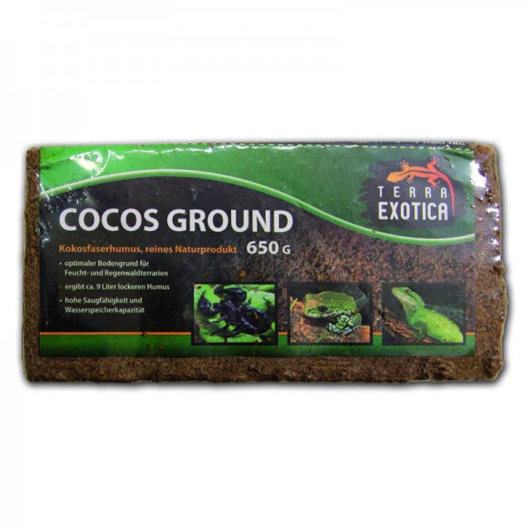 Cocos Ground ca. 650 g - fein