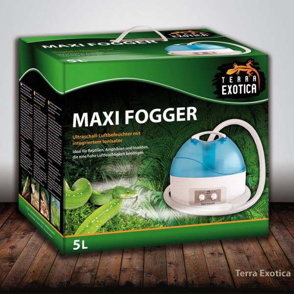 Maxi Fogger - Ultraschall Luftbefeuchter