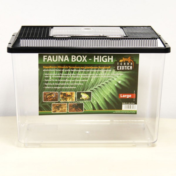 Fauna Box High - large 41 x 26 x 29 cm