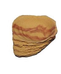 Eckwasserschale small - sandstone