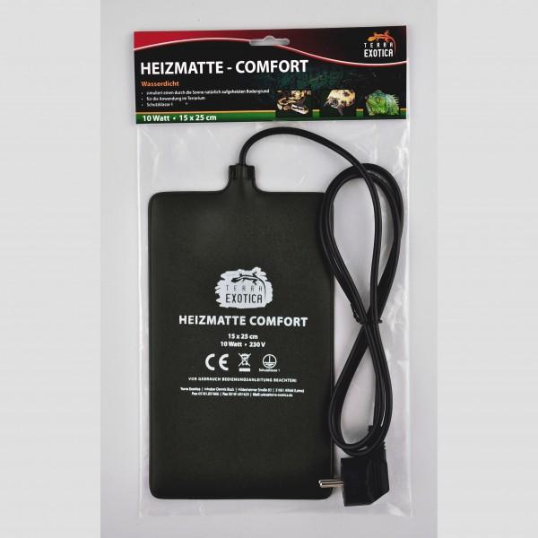 Heizmatte - Comfort 10 Watt - 15 x 25 cm