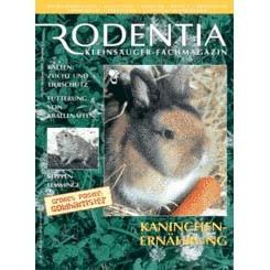 Rodentia 19 - Kaninchen-Ernährung