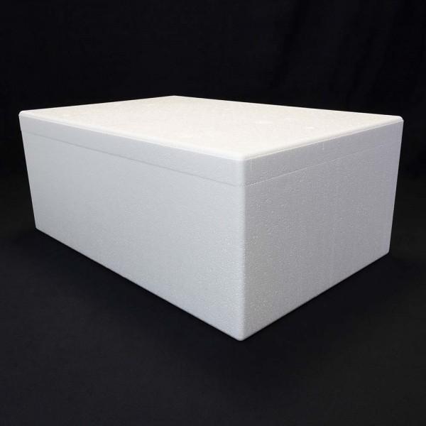 Styroporbox - 66,0 Liter - 720 x 480 x 300 mm