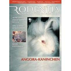 Rodentia 13 - Angora-Kaninchen